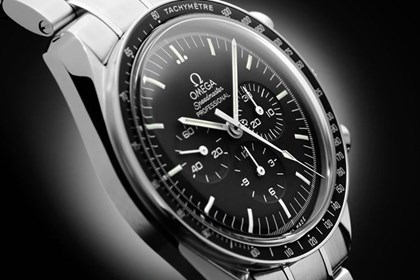 OMEGA  | THE FIRST WATCH WORN ON THE MOON